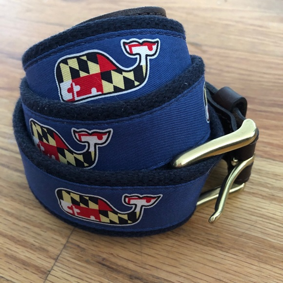 20909752523a0 Vineyard Vines Men's Belt